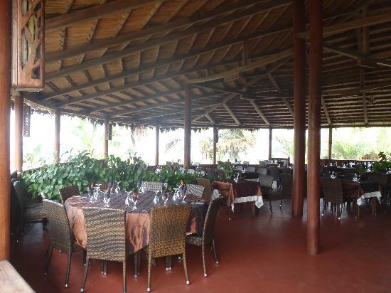 Malonda Lodge: restaurant