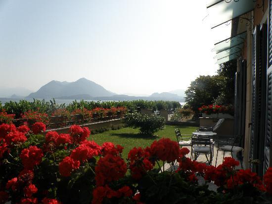 Hotel Residence La Luna Nel Porto: Il terrazzo della suite