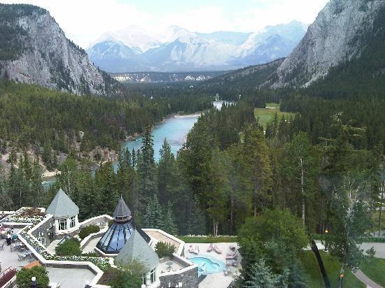 Fairmont Banff Springs: la vista