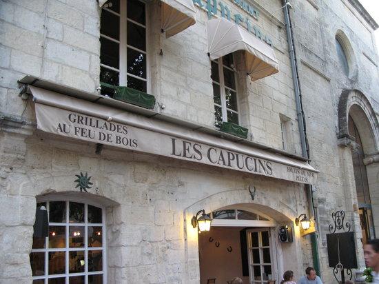 Les Capucins : hier werden Sie schlecht bedient