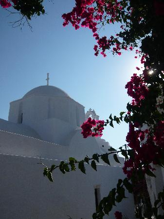 Art Studio Apartments: Village in Amorgos