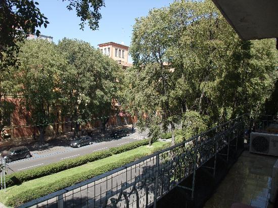 Hotel Europa : Balcone