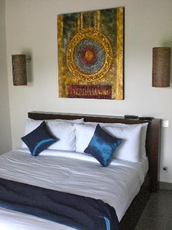 The Samara: room