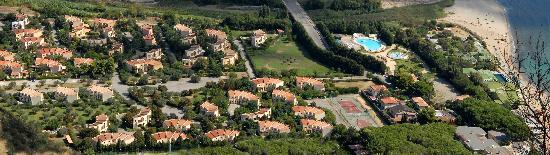 Copanello, อิตาลี: Vista Panoramica Villaggio