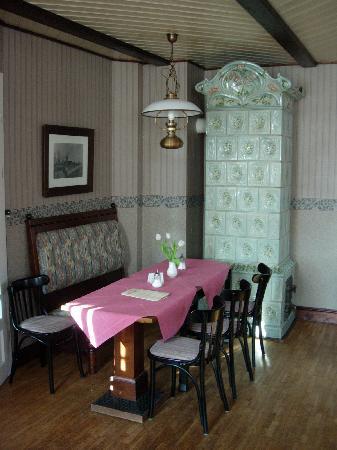 Papenburger Gaestehaus: Frühstücksraum