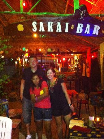 Kantary Beach Hotel Villas & Suites Khao Lak: Sakai bar - best cocktails in Khao Lak town