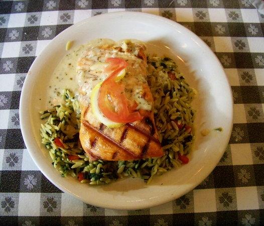 Delmonico S Italian Steakhouse Utica Restaurant Reviews