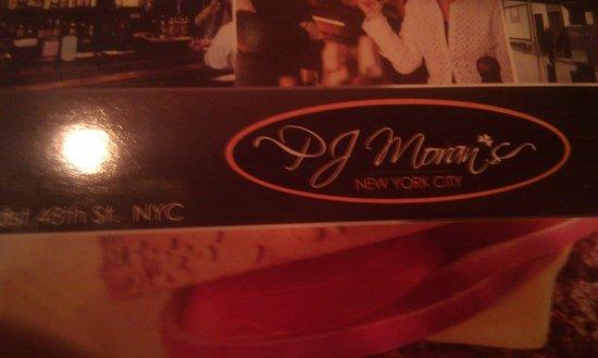 P J Moran's