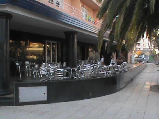 Hotel Nautilus : entrada