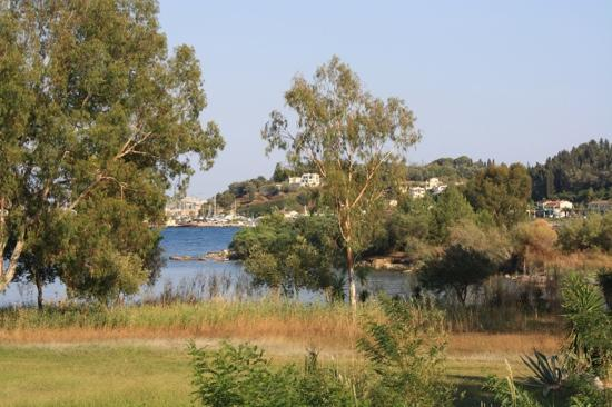 TUI FAMILY LIFE Kerkyra Golf: view from room 56 :-)