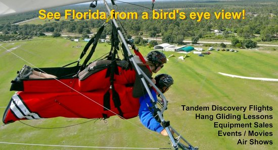 Florida Ridge AirSports Park: Business Card