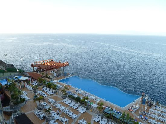 Gloria Palace Amadores Thalasso & Hotel: View from our room