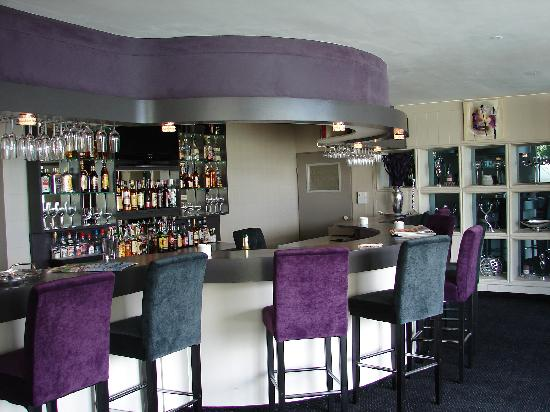 Berghof Guest House: The bar/lounge area