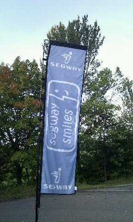 Exeter Segway Smiles Devon: Site banner