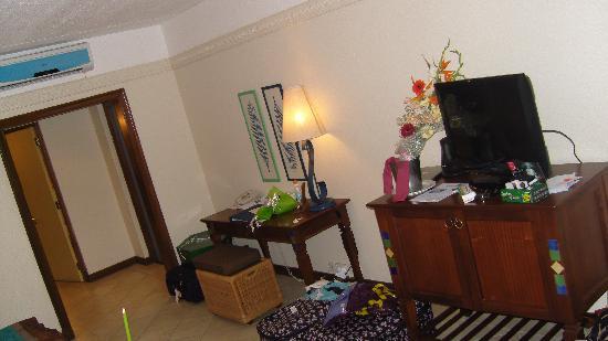 Sands Suites Resort & Spa: Huge rooms