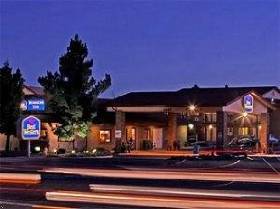 Days Inn Sierra Vista: view from street
