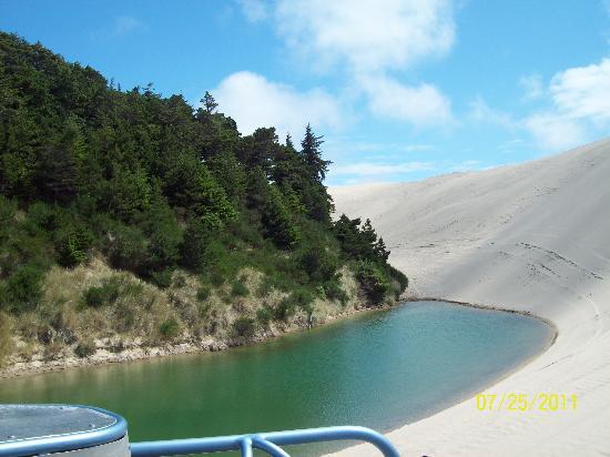 Sandland Adventures: Beautiful scenery