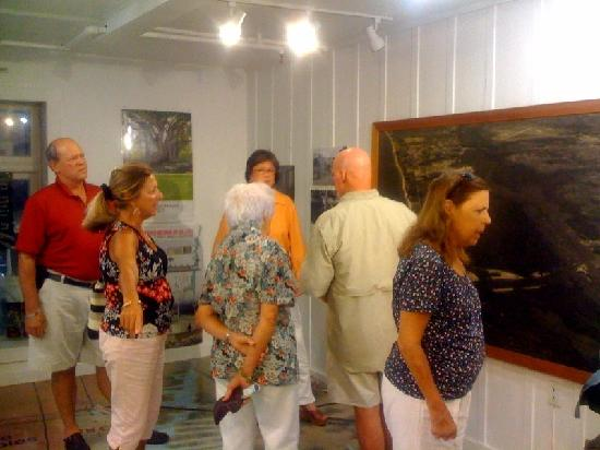 Working Waterfront Museum - Tin City : Learning about the Old Naples Waterfront