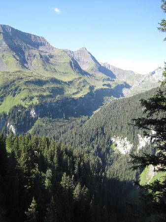 Grindelwald, Switzerland: Axalp to Faulhorn walk