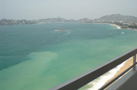 Gran Plaza Hotel Acapulco: Vista De La Bahía