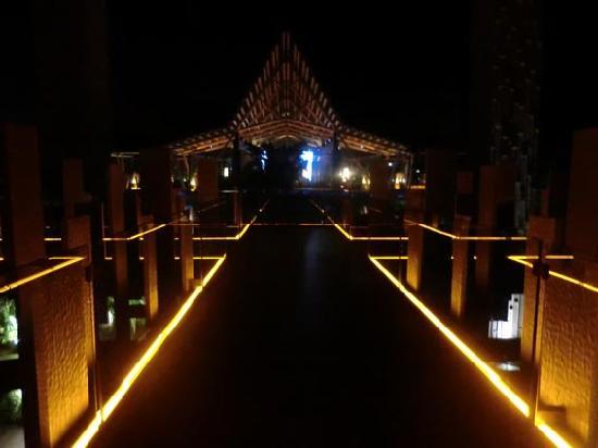 Lopesan Baobab Resort : Entrada al hotel