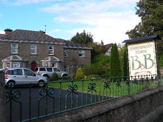Shannonside House B&B: il b&b con il parcheggio