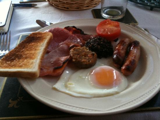 Shannonside House B&B: irish breakfast