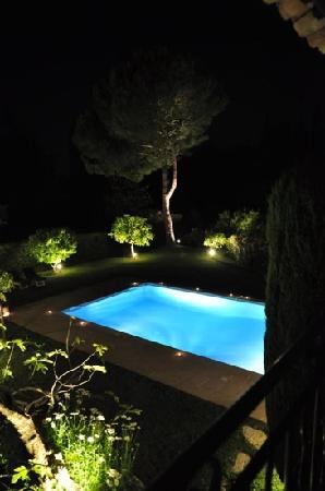 Villa St Paul de Vence : view from our terrace