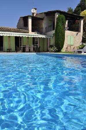 Villa St Paul de Vence : swimming pool