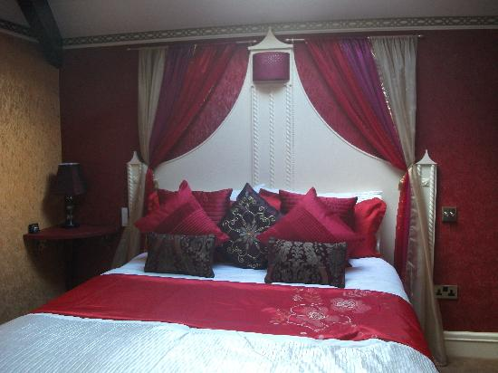 The PitStop Boutique Hotel: A very comfortable and good nights sleep here