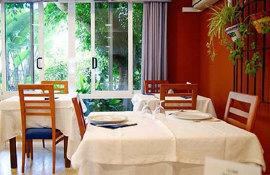 Hotel Bersoca: Comedor
