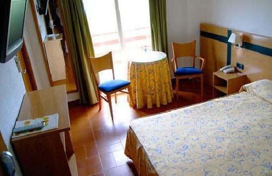 Hotel Bersoca: Habitacion doble