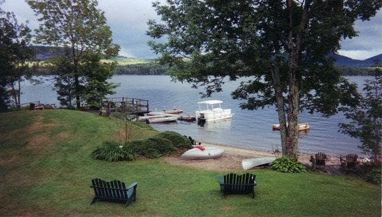 Burke's Cottages on Indian Lake