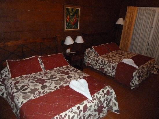 Hotel El Silencio del Campo: Camas