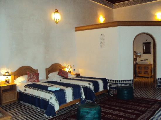 Dar Drissi: Felt like a princess in this bedroom