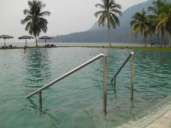 Damai Puri Resort & Spa: Infinity Pool