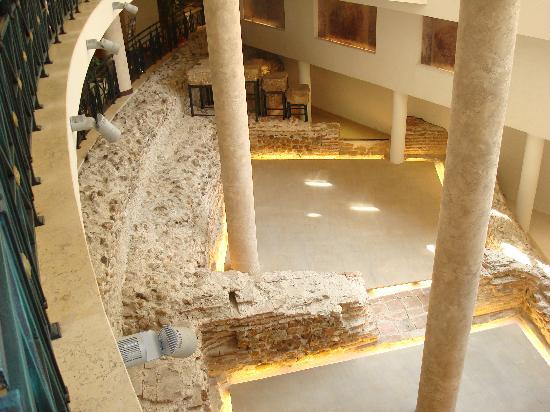 Arena di Serdica Residence Hotel: Lobby