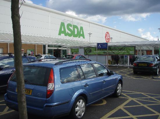 Grange Hotel : ASDA supermarket near the hotel