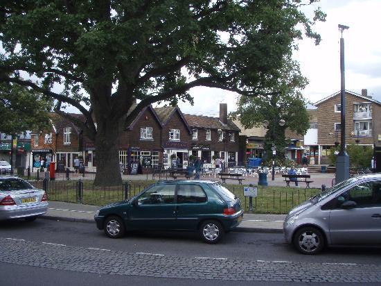 """Grange Hotel : Crawley """"Town Square"""""""