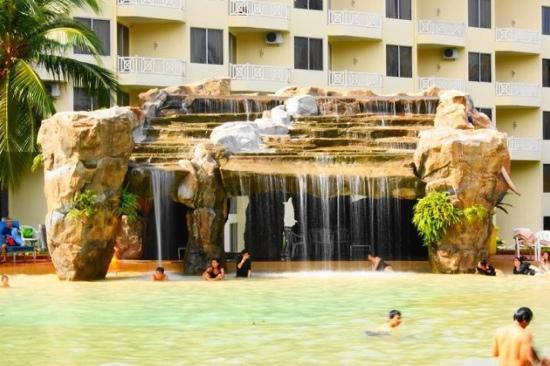 Lotus Desaru Beach Resort : part of Theme Park