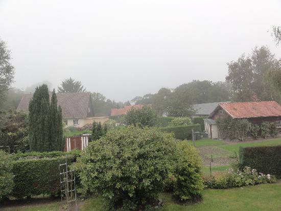 La Mare aux Frenes: Vue de la fenêtre de la chambre
