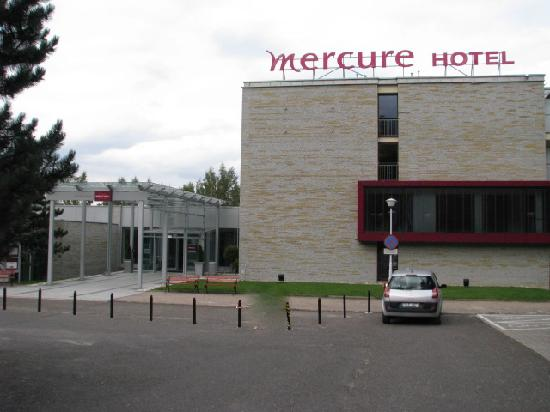 Mercure Karpacz Resort: front hotelu