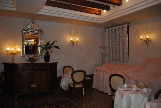 Hotel da Bruno: Breakfast room