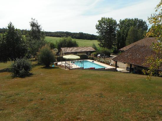 Monclar, France: Pool & Area
