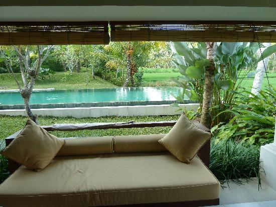 Villa Sabandari: Other Room Ground floor terrace