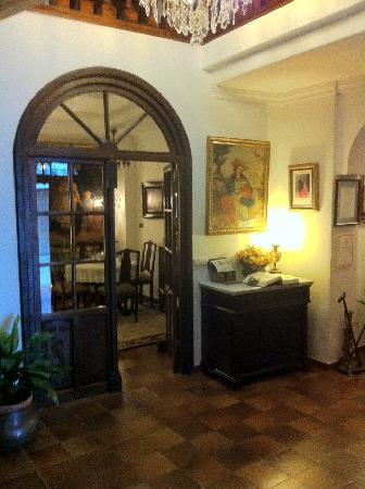 Hotel San Gabriel: Lobby