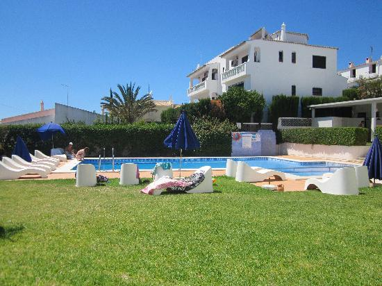 Lageado Sol: The lovely pool area!