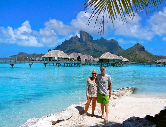 Four Seasons Resort Bora Bora: Views, Views, Views!