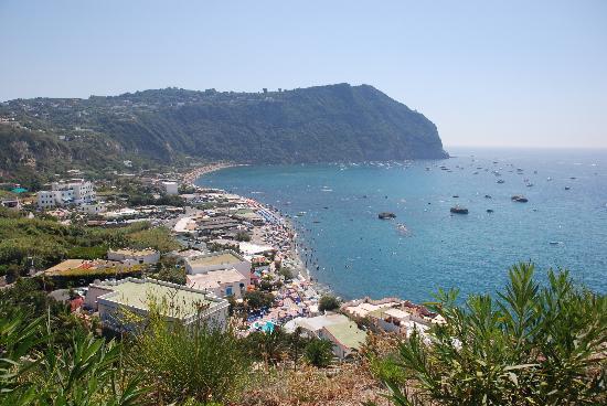 Hotel Parco San Marco : VEDUTA DAL RISTORANTE