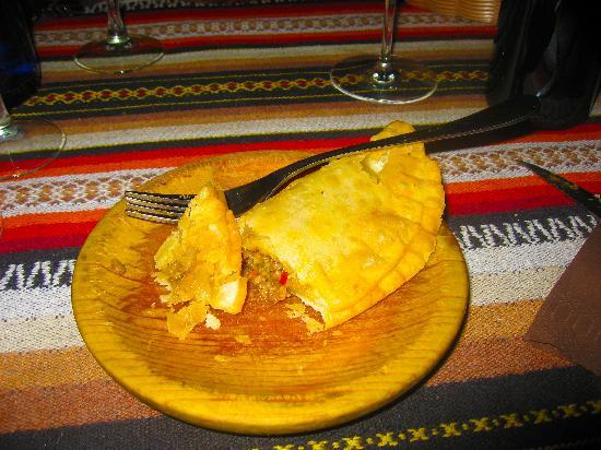 El Ceibo : Empanada